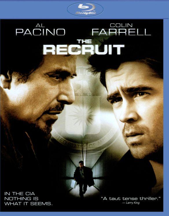 The Recruit [Blu-ray] [2003] 8811823
