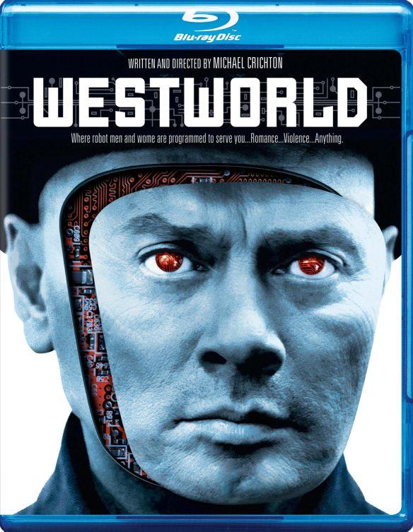 Westworld [Blu-ray] [1973] 8812672