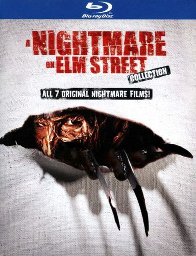 A Nightmare on Elm Street Collection [5 Discs] [Blu-ray] 8813168