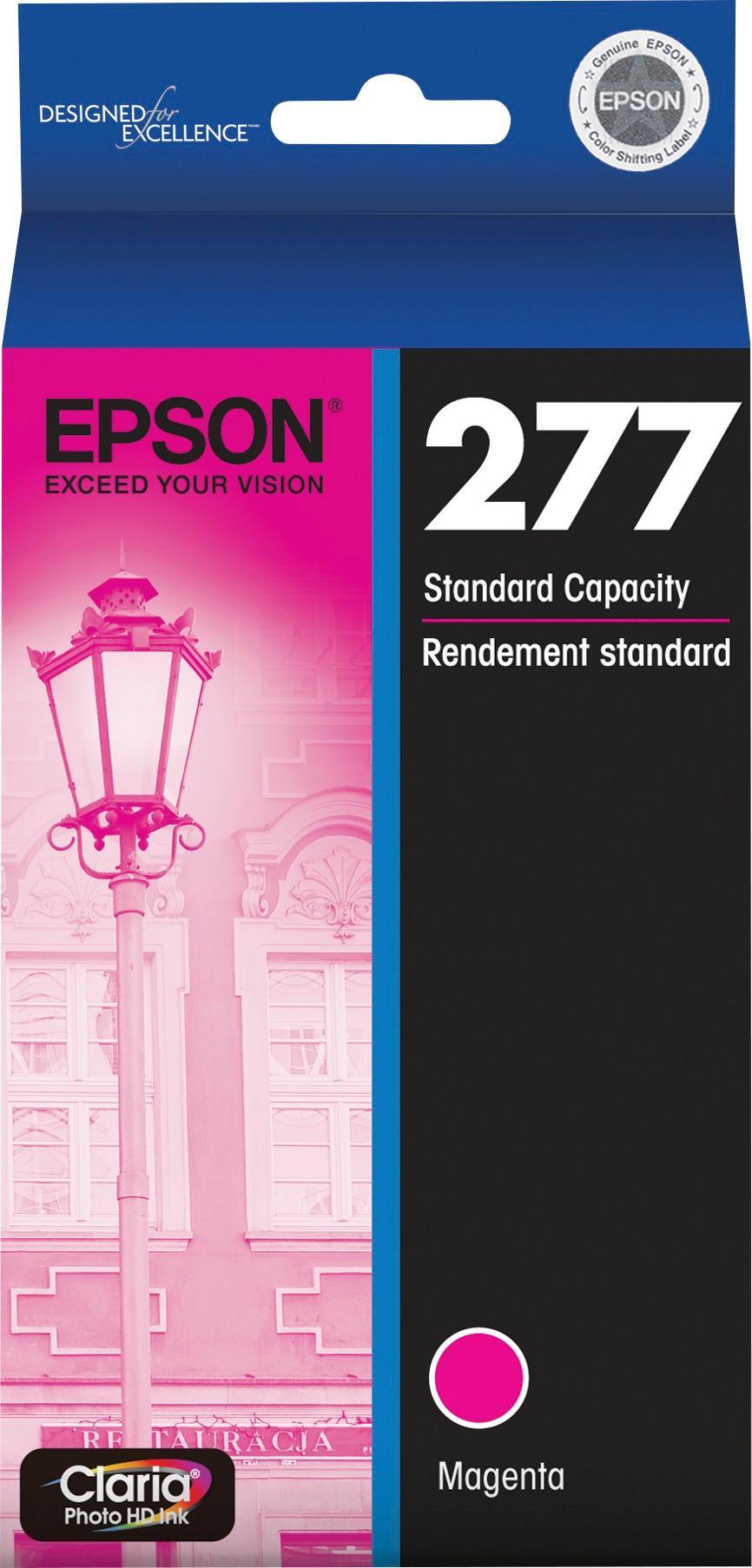 Epson EPSON MAGENTA INK T277320-S Cartridge