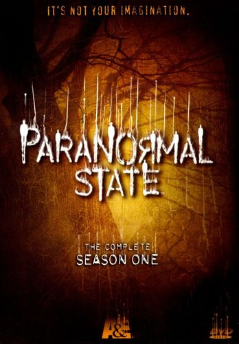 Paranormal State: The Complete Season One [3 Discs] [DVD] 8816212