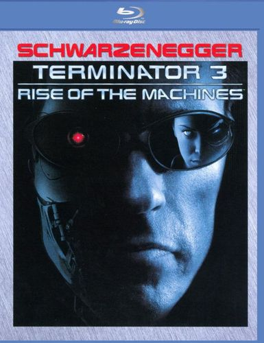 Terminator 3: Rise of the Machines [Blu-ray] [2003] 8817444