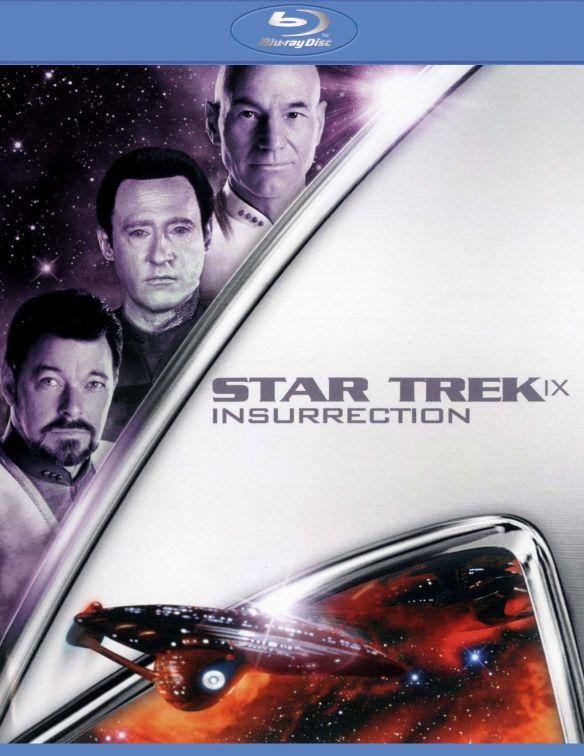 Star Trek: Insurrection [Blu-ray] [1998] 8818758