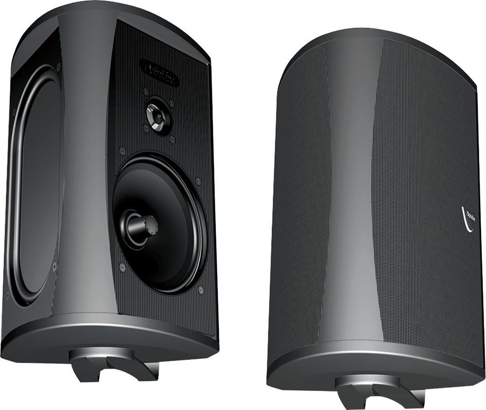 "Definitive Technology AW5500BLA 5-1/4"" Indoor/Outdoor Speaker (Each) Black"