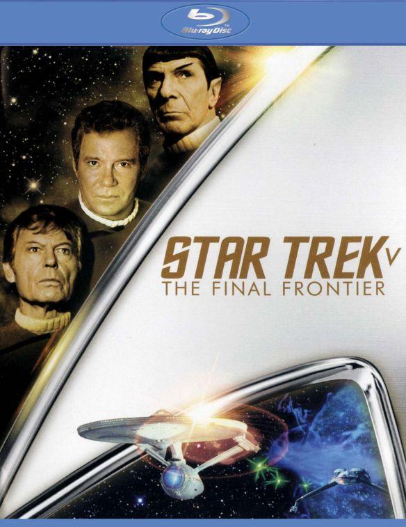 Star Trek V: The Final Frontier [Blu-ray] [1989] 8819153