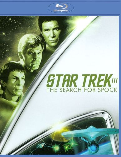 Star Trek III: The Search for Spock [Blu-ray] [1984] 8819171
