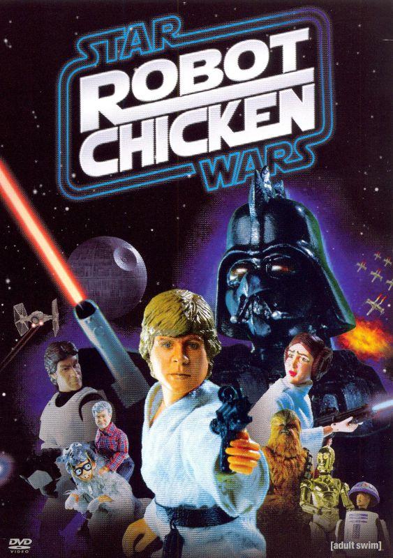 Robot Chicken: Star Wars [DVD] [2007] 8825685