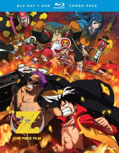 One Piece Film: Z [2 Discs] [DVD] [2012] 8827071
