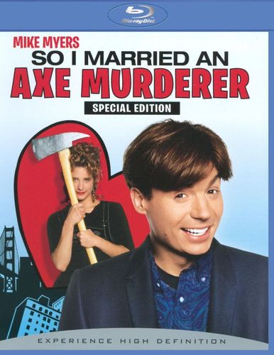 So I Married an Axe Murderer [Blu-ray] [1993] 8828762
