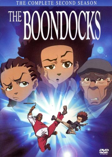 The Boondocks: The Complete Second Season [3 Discs] [DVD] 8829137