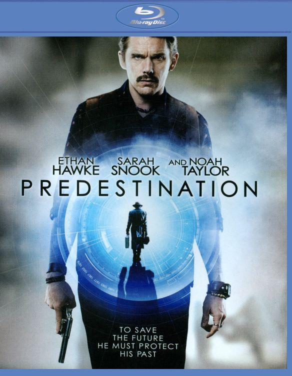 Predestination [Blu-ray] [2014] 8831018