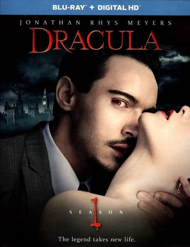 Dracula: Season 1 [2 Discs] [Includes Digital Copy] [UltraViolet] [Blu-ray] 8833016