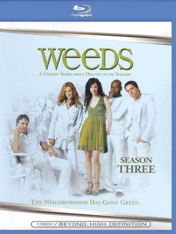 Weeds: Season 3 [2 Discs] [Blu-ray] 8835157