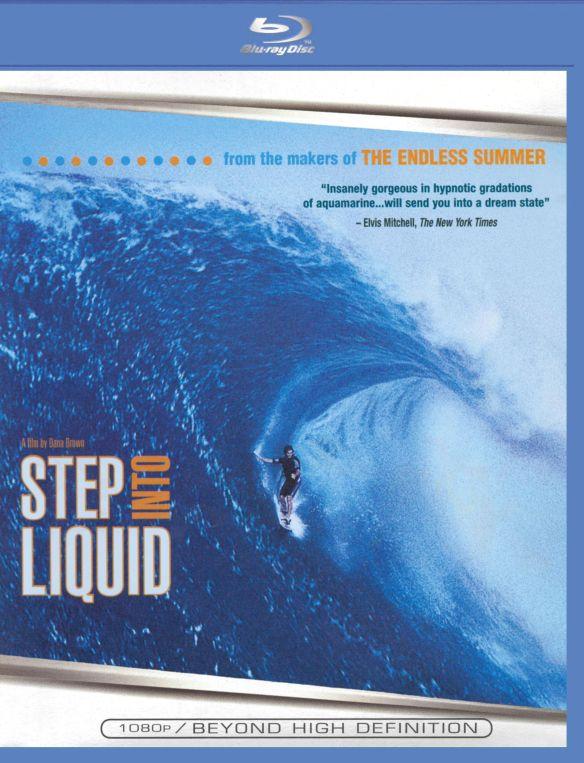 Step into Liquid [Blu-ray] [2003] 8835193