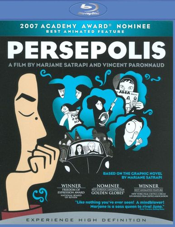 Persepolis [Blu-ray] [2007] 8835317