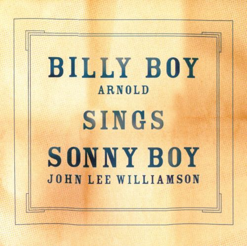 Billy Boy Sings Sonny Boy [CD] 8837253