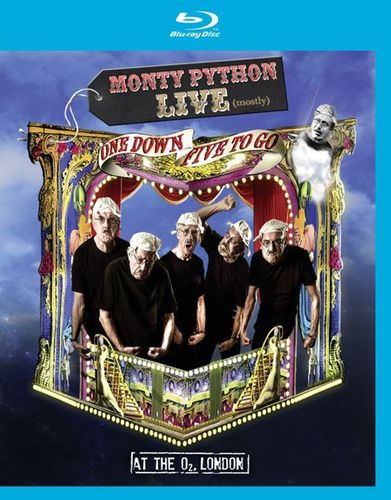 Monty Python Live (Mostly): One Down Five to Go [Blu-ray] [2014] 8841078