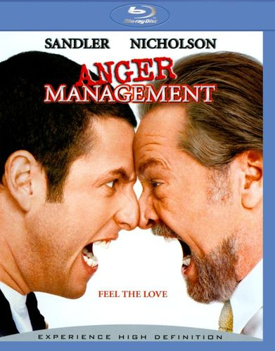 Anger Management [Blu-ray] [2003] 8842283