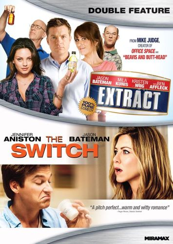 The Switch/Extract [2 Discs] [DVD] 8845041