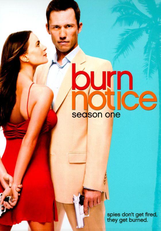 Burn Notice: Season One [4 Discs] [DVD] 8847705