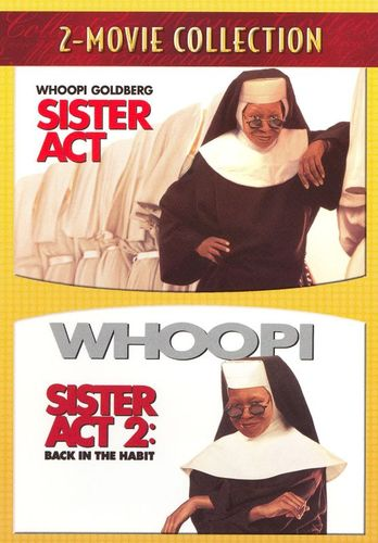 Sister Act/Sister Act 2: Back in the Habit [2 Discs] [DVD] 8847983