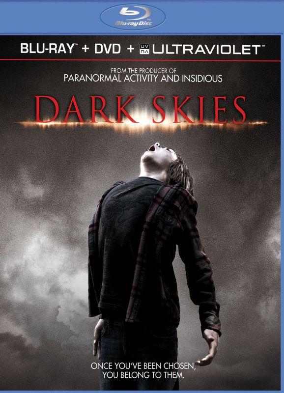 Dark Skies [2 Discs] [Blu-ray/DVD] [UltraViolet] [2013] 8848136
