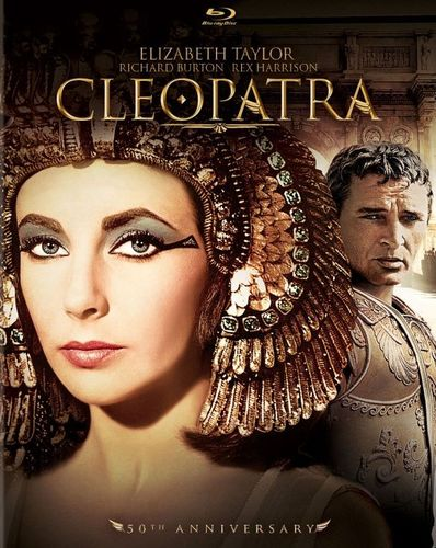 Cleopatra [50th Anniversary] [Blu-ray] [1963] 8848242