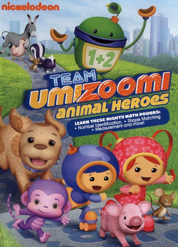 Team Umizoomi: Animal Heroes [DVD] 8848436