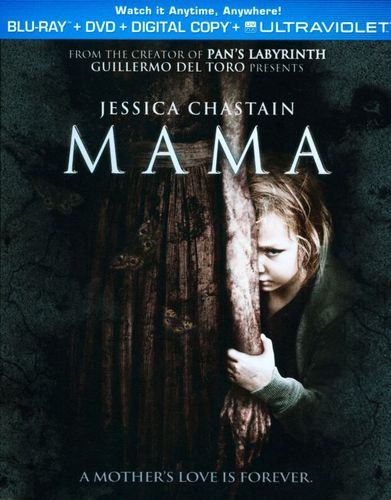 Mama [2 Discs] [Includes Digital Copy] [UltraViolet] [Blu-ray/DVD] [2013] 8848515