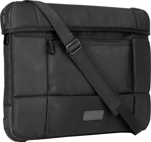 "Targus - GRID Slipcase for 13"" Apple® MacBook Air® - Black"