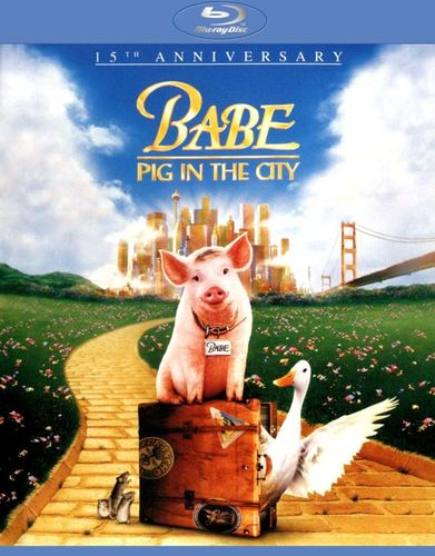 Babe: Pig in the City [Blu-ray] [1998] 8848533
