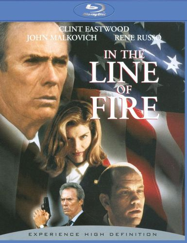 In the Line of Fire [Blu-ray] [1993] 8850692