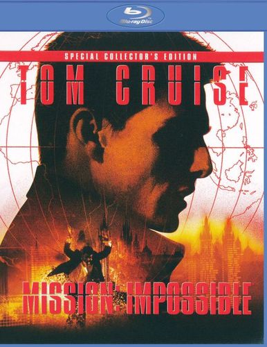 Mission: Impossible [Blu-ray] [1996] 8851405