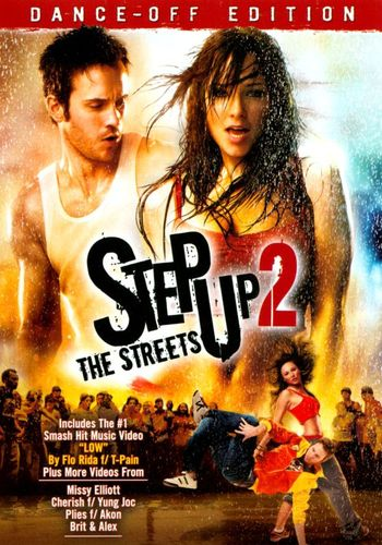 Step Up 2: The Streets [DVD] [2008] 8854304