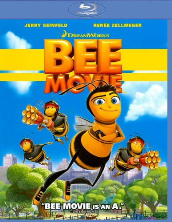 Bee Movie [Blu-ray] [2007] 8855287