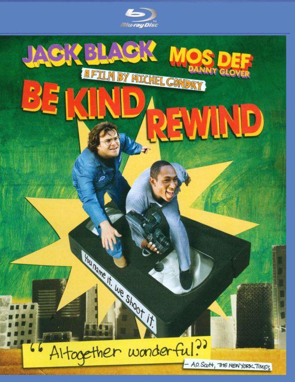 Be Kind Rewind [Blu-ray] [2008] 8856561
