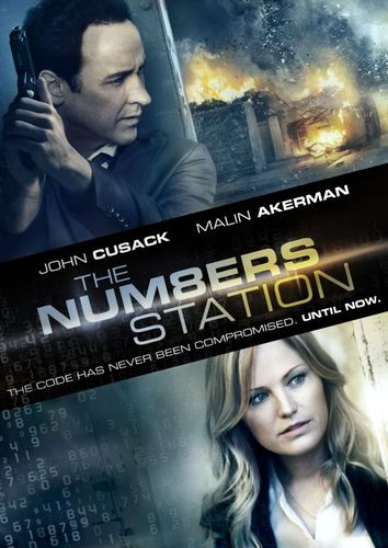 The Numbers Station [DVD] [2013] 8864522