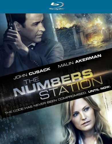 The Numbers Station [Blu-ray] [2013] 8864531