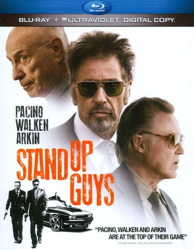Stand Up Guys [Includes Digital Copy] [UltraViolet] [Blu-ray] [2013] 8865142
