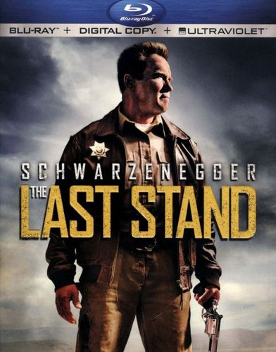 The Last Stand [Blu-ray] [2013] 8865415