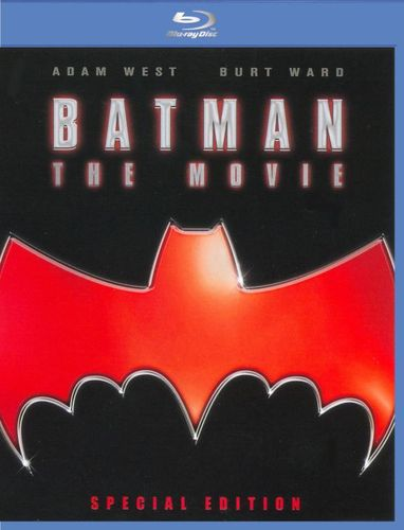 Batman: The Movie [Blu-ray] [1966] 8869441