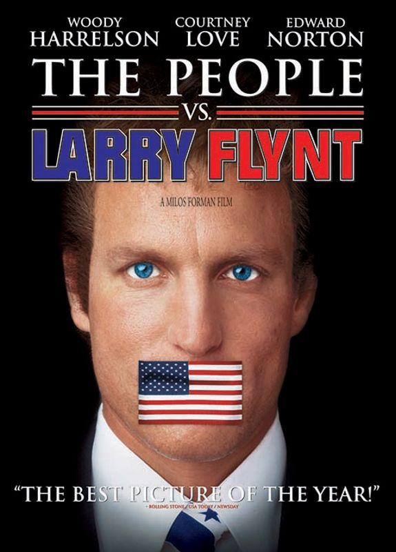 The People vs. Larry Flynt [DVD] [1996] 8873596