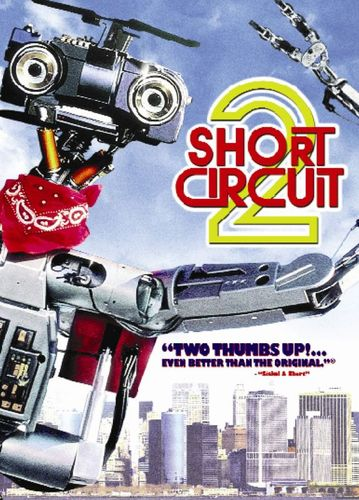 Short Circuit 2 [DVD] [1988] 8873657