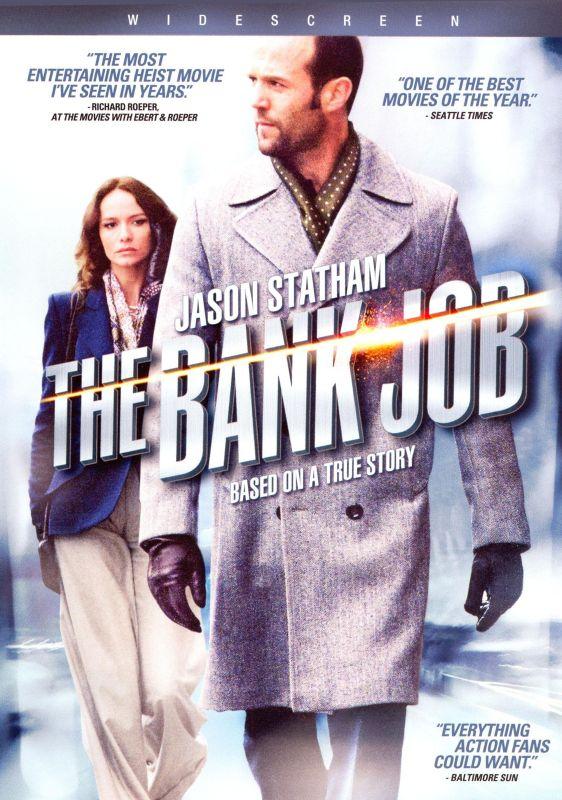 The Bank Job [DVD] [2008] 8874355