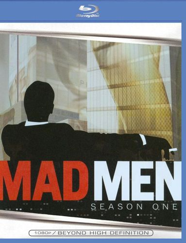 Mad Men: Season One [3 Discs] [Blu-ray] 8874453