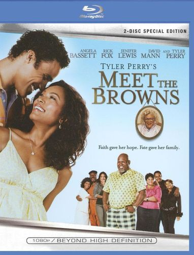 Tyler Perry's Meet the Browns [2 Discs] [Blu-ray] [2008] 8874532