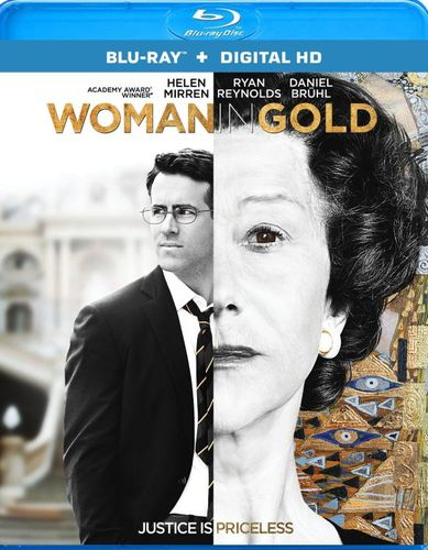 Woman in Gold [Includes Digital Copy] [UltraViolet] [Blu-ray] [2015] 8875582