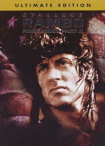 Rambo: First Blood, Part 2 [Ultimate Edition] [DVD] [1985] 8879092