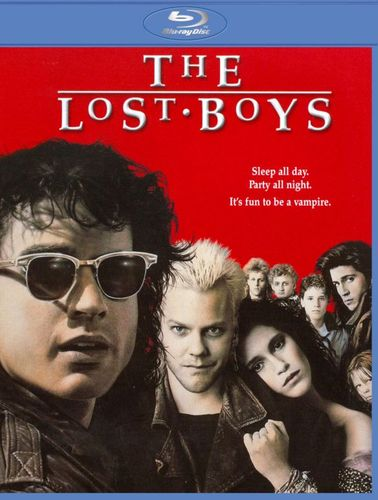 The Lost Boys [Blu-ray] [1987] 8879751