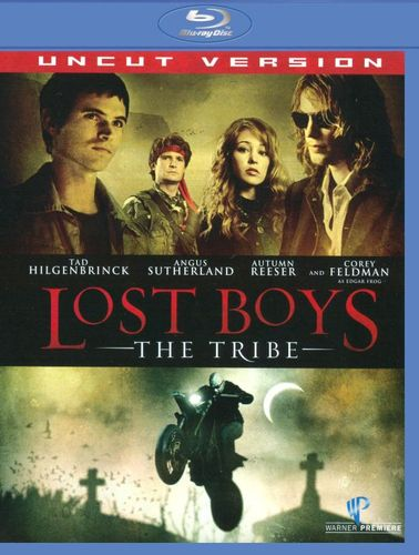 Lost Boys: The Tribe [Blu-ray] [2008] 8879788